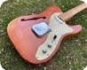 Fender Telecaster Thinline 1969-Natural