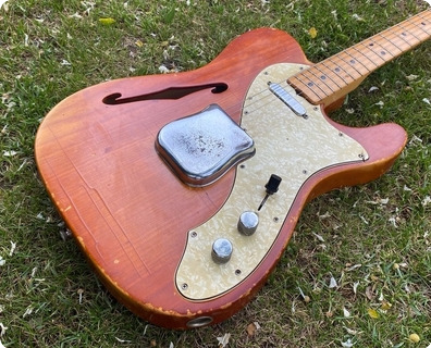 Fender Telecaster Thinline 1969 Natural
