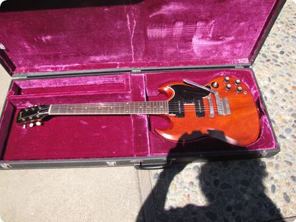 Gibson Sg Special 1964 Cherry Red