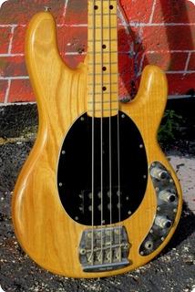 Music Man Stingray Bass 1979 Natural Finish