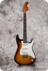 Fender Stratocaster 1974 Sunburst