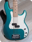 G L LB 100 BASS 1999 Teal Metallic Finish