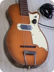 Kay K141 STRATOTONE 1953 Copperburst Finish