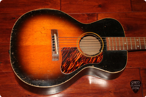 Gibson L 00 3/4  1939