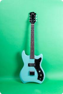 Guild Jetstar 1965 Blue