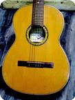 Giannini 8141 Model 4 Classical 1965 Brazilian Rosewood