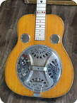 "Gretsch-SHO-BRO BY GRETSCH 7705 ""HAWAIIAN"" RESONATOR-1970-Spruce Top + Natural Finish"