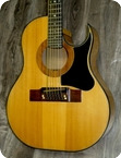 RALPH SMITH 18 STRING 1971 Natural Finish