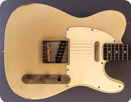 Real Guitars Standard Build T R.Ford Style Roadwarrior 2020 Blond