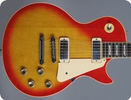 Gibson-Les Paul Deluxe-1978-Cherry Sunburst