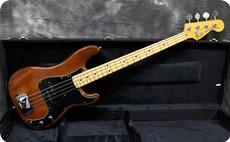Fender Precision 1975 Walnut