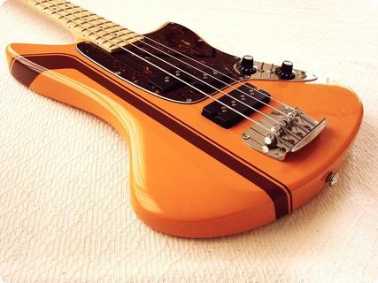 Lanzi Taunus Gt 2020 911 Orange / Granate Gt Stripe