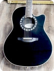 Ovation 1777 Legend Cutaway 2002 Black Top