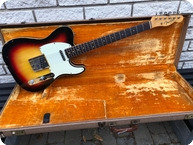 Fender Telecaster Custom 1963 Sunburst
