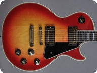 Gibson Les Paul Custom 1972 Cherry Sunburst
