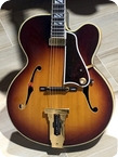 Gibson-Johnny Smith-1961-Reddish-Brown Sunburst Finish