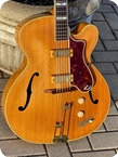 Epiphone ZEPHER DE LUXE REGENT 1951 Blonde Finish