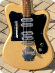 Noble GRAND DELUXE Sparkle 1964 Gold Sparkle Finish