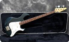 Fender Performer Bass 1985 Gun Metal Blue Metailic