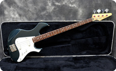 Fender Performer Bass 1985 Gun Metal Blue Metailic
