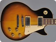 Gibson Les Paul Standard 1991 Tobacco Sunburst