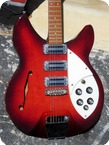 Rickenbacker Rose Morris 1998 Pete Townsend 1966 Rare Autumnglo Finish