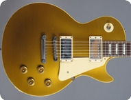 Gibson-1957 Les Paul  True Historic-2015-Gold Top True Historic