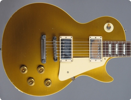 Gibson 1957 Les Paul  True Historic 2015 Gold Top True Historic