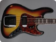 Fender Jazz Bass 1972 3 tone Sunburst