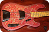 Fender -  Telecaster Bass  1968 Pink Paisley