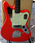 Fender Jaguar 1964 Fiesta Red