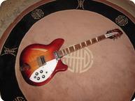 Rickenbacker 360 12 1966 Fireglow red
