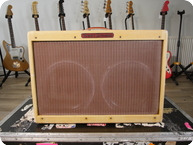 Fender 59 High Powered Twin Amp Joe Bonamassa Edition 2018 Tweed