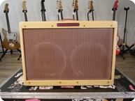Fender-'59 High Powered Twin Amp Joe Bonamassa Edition-2018-Tweed