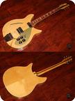 Rickenbacker Guitars 365 Capri 1960 Mapleglo