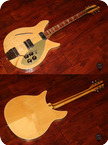 Rickenbacker Guitars-365 Capri -1960-Mapleglo
