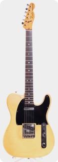 Fender Telecaster 1979 Olympic White