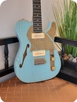 Paoletti Guitars Nancy Lounge 2P90 Worn Finish 2020 Sage Green