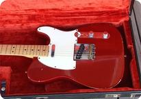 Fender-Telecaster-1967-Red