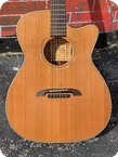 ALVAREZ BY KAZUO YAIRI WY 1 VIRTUOSO SERIES BOB WEIR FOLKOM CUTAWAY 2010 Semi gloss Finish