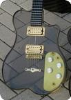 Renaissance Guitars SPG GUITAR 1979 Smoked Lucite