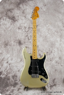 Fender Stratocaster 25th Anniversary 1979 Inca Silver