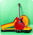 Gibson ES 335 1962 Cherry