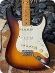 Fender Stratocaster 1957 Aged 2 tone Sunburst Refinish