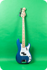 Fender-Precision Bass-1973-Lake Placid Blue