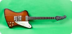 Gibson Firebird III 1963 Sunburst