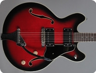 Univox 335 1960 Sunburst