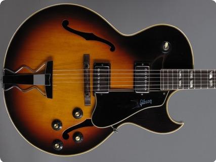 Gibson Es 175 ..played At Woodstock! 1968 Sunburst