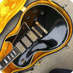 Gibson-Les Paul Custom-1960-Black Beauty