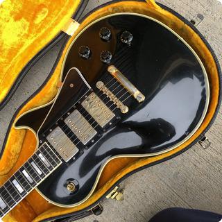 Gibson Les Paul Custom 1960 Black Beauty